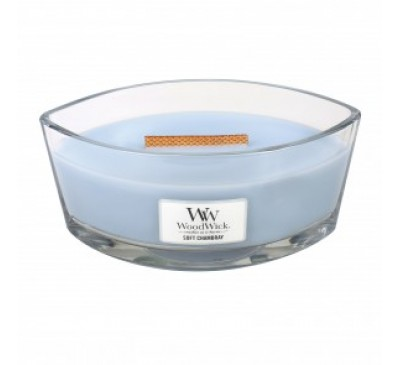 WW Soft Chambray Hearthwick Candle