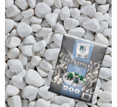 Pot Toppers White Ice Handy 5kg Bag