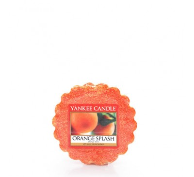 Yankee Orange Splash Wax Melt