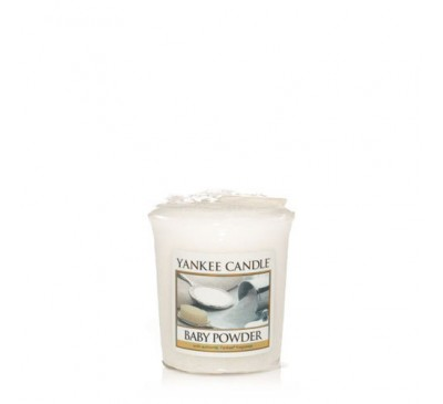 Yankee Baby Powder Votive