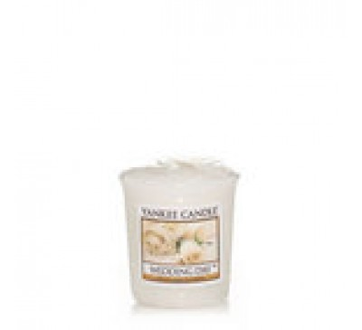Yankee Wedding Day Votive