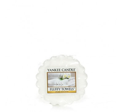 Yankee Fluffy Towels Wax Melt