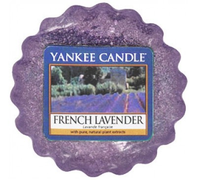 Yankee French Lavender Wax Melt