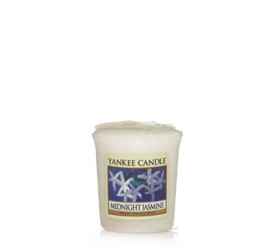 Yankee Midnight Jasmine Votive