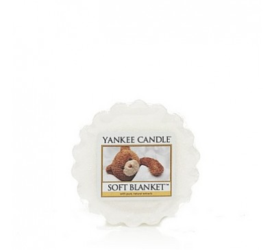 Yankee Soft Blanket Wax Melt