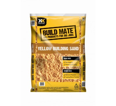 Yellow Building Sand