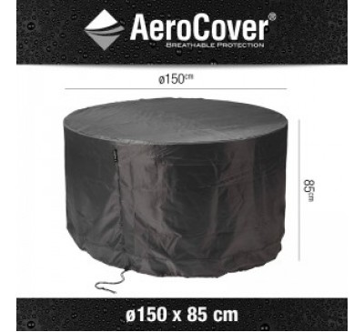 Aerocover Garden Furniture Set Cover Round 150 x 85cm