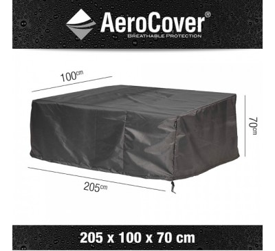 Aerocover Lounge Bench Cover 205 x 100 x 70cm