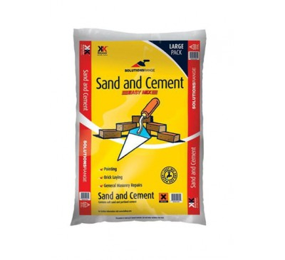 Sand & Cement