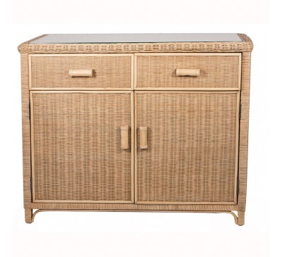Maui 2 Drawer Chest