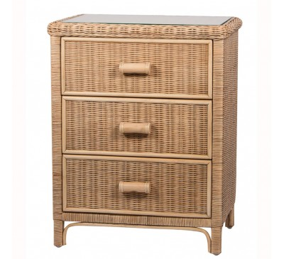 Maui 3 Drawer Unit