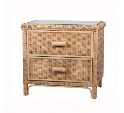 Maui 2 Drawer Unit