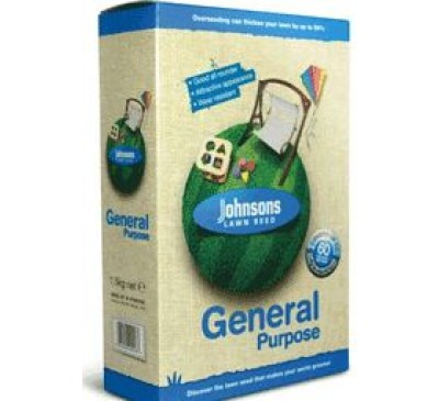 Johnsons General Purpose Lawn Seed 1.5kg