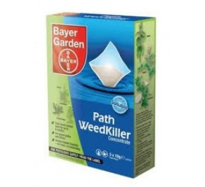 Path Weedkiller Concentrate 3x10g
