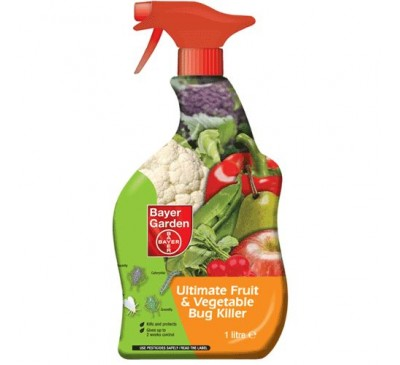 Provado Ultimate Fruit and Vegetable Bug Killer