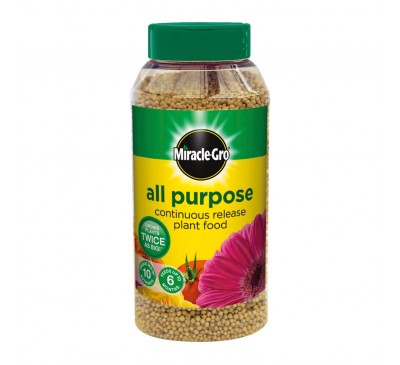 Miracle-Gro All Purpose Cintinuous Release Plant Food