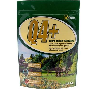 Vitax Q4+ 0.9kg