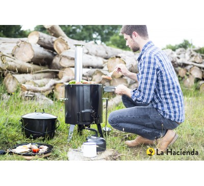 Cowboy Cookout Universal Stove