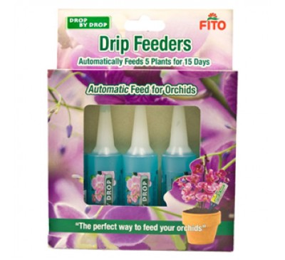 Pack of 5 Orchid Drip Feeders