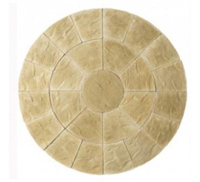 Abbey Circle Kit 2.4m York Gold