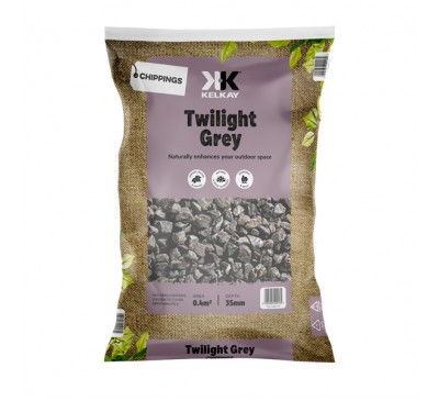 Twilight Grey 2 For £10 - 25kg Bag (approx)