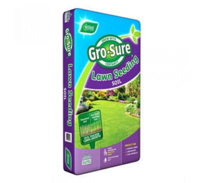 Westland Grosure Lawn Seeding Soil 30L