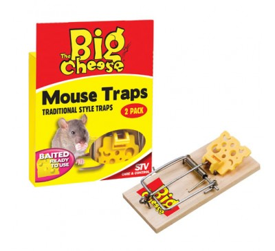 Mouse Traps Pack of 2