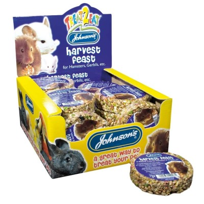 Johnson's Treat2eat Harvest Feast 70g