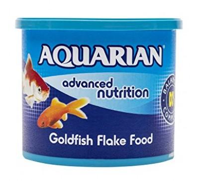 Aquarian Goldfish Flakes 200g