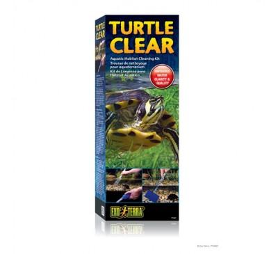Exo Terra Turtle Clear Aquatic Habitat Cleaning Kit