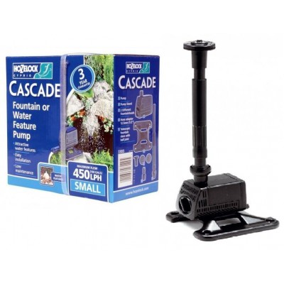 Hozelock Cascade 450 Fountain & Water Feature Pump