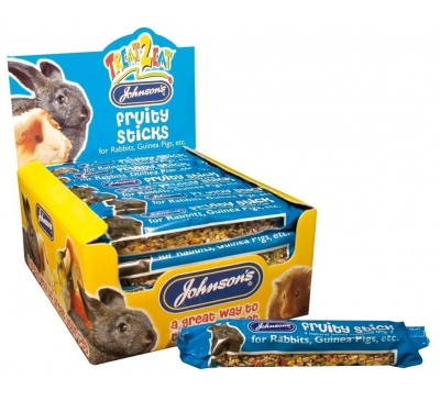 Johnson's Treat2eat Fruity Stick Rabbit 45g