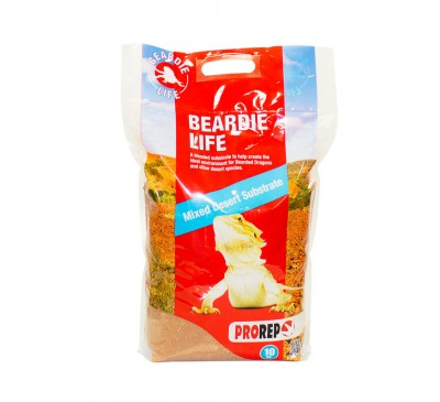 ProRep Beardie Life Substrate 10L