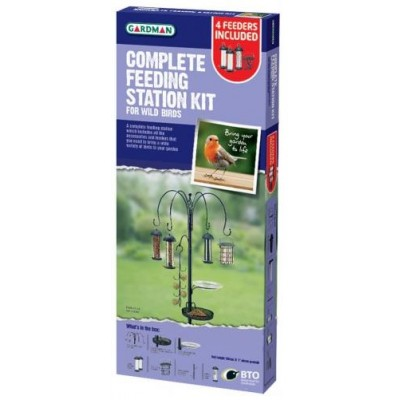Gardman Complete Feeding Station Kit