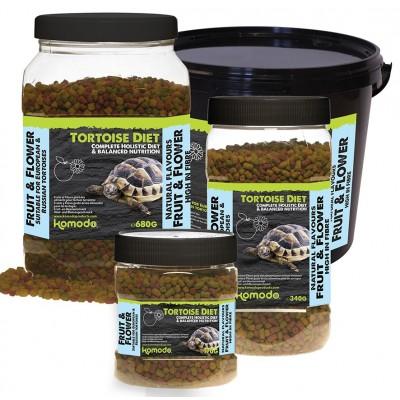 Komodo Tortoise Diet Fruit & Flower 170g/340g/680g/2kg