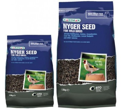 Gardman Nyger Seed 900g/1.8kg