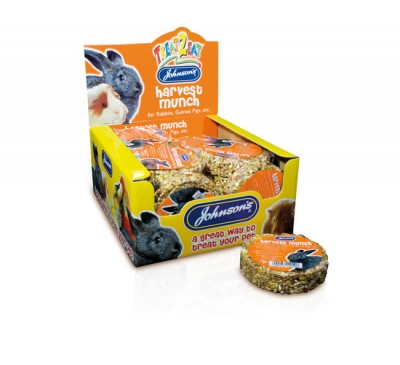 Johnson's Treat2eat Harvest Munch 70g