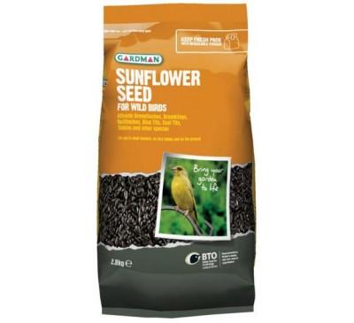 Gardman Sunflower Seed 2.8kg