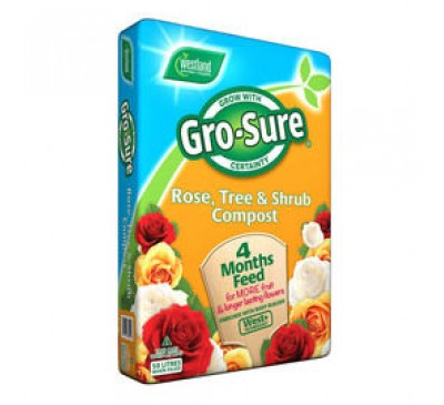 Westland Grosure Rose Tree Shrub 50L