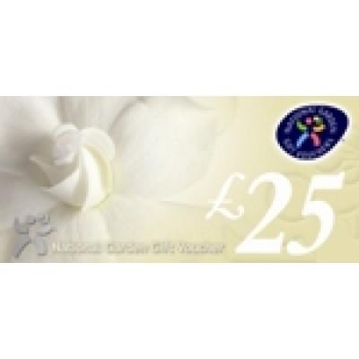 HTA £25 Gift Voucher