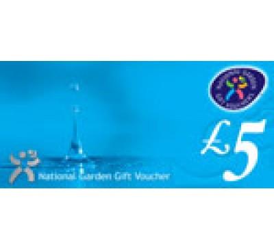 HTA £5 Gift Voucher