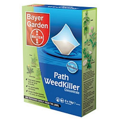 Path Weedkiller Concentrate 6x10g