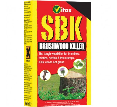 SBK Brushwood Killer - treats 42 sq m