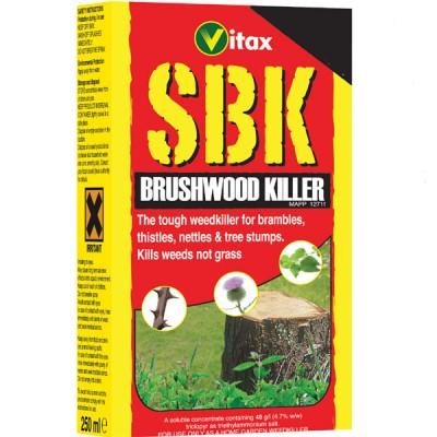 SBK Brushwood Killer - treats 83 sq m