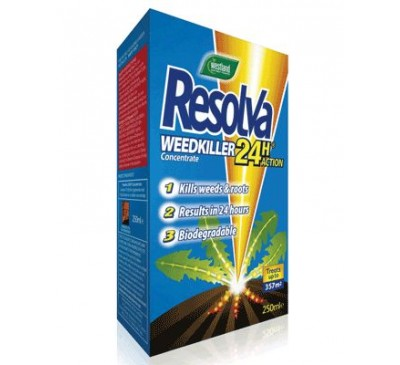 Resolva Weedkiller 24hour Action