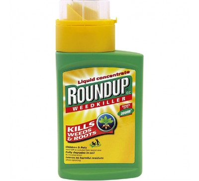 Roundup Weedkiller Liquid Concentrate 280ml