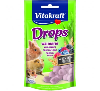 Wild Berry Drops Small Animal