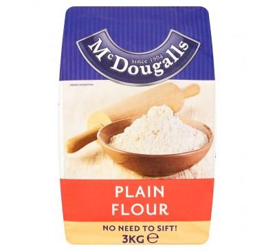 McDougalls Plain Flour 3kg