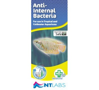 NT Labs Anti-Internal Bacteria 100ml