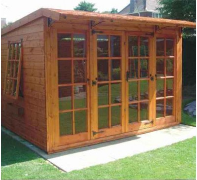 Carlton Summerhouse 6x8Ft